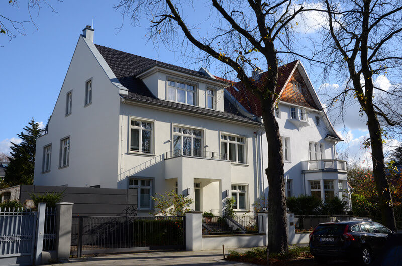 Klassische Villa Köln Marienburg