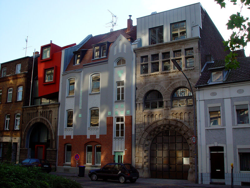 Loftwohnung Köln Bayenthal
